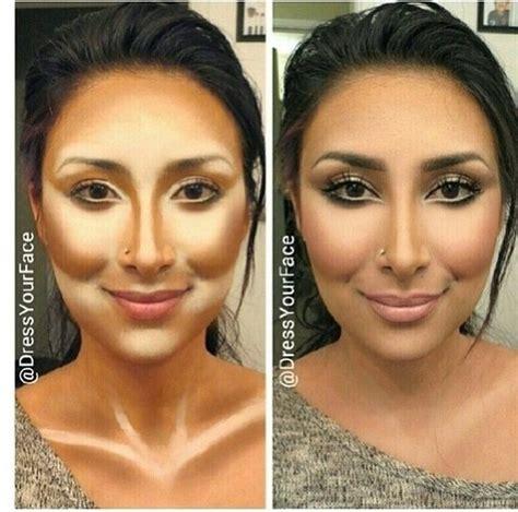 Как правильно делать скульптурирование лица для разных типов
