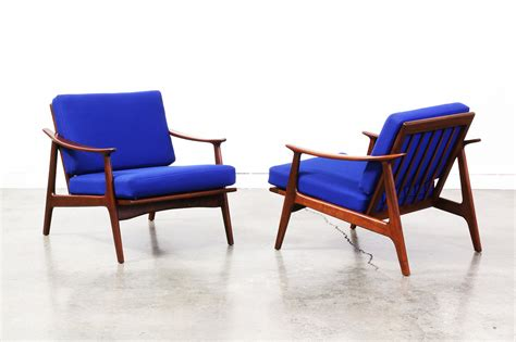 mid century style walnut chairs vintage supply store