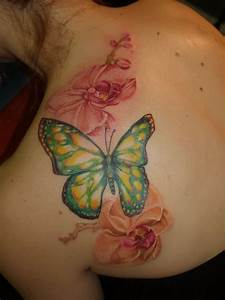 Tattoos Back Tattoos: Free Lower Back Tattoos Butterfly