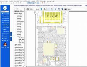 Wuxinji Iphone Ipad Samsung Bitmap Pads Motherboard