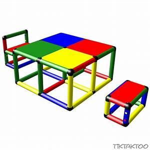 Tisch Mit 2 Stühlen : moveandstic elias sitzgruppe mit tisch und 2 st hlen tiktaktoo ~ Indierocktalk.com Haus und Dekorationen