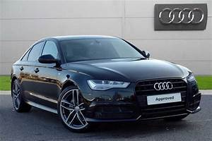 Used 2017 Audi A6 TDI ULTRA S LINE BLACK EDITION for sale ...