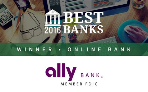 Ally lending products are offered by ally bank member fdic. Ally Bank Is the Best Online Bank of 2016   GOBankingRates