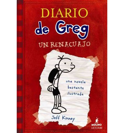 diary of a wimpy kid jeff kinney diario de greg un renacuajo jeff kinney 9781933032528