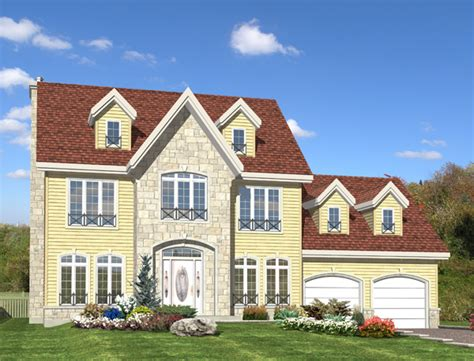 cape  house plan    bedrm  sq ft home