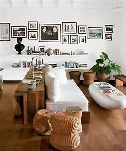 Console Derriere Canapé : picture of rustic console sofa table ~ Melissatoandfro.com Idées de Décoration