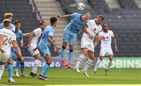 Game in 2: Coventry City - News - Milton Keynes Dons