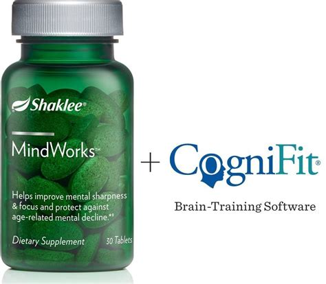 Shaklee and CogniFit decided to team up! - CogniFit's Blog