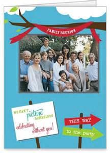 Pinterest Family Reunion Cards