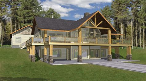 vacation home plans homeplans com