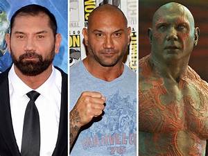 Awesome Photos Of Wrestler Dave Bautista's 5-Hour ...