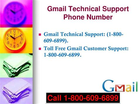 gmail tech support phone number ppt gmail support phone number 1 800 609 6899 powerpoint