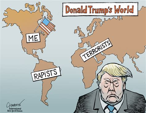 The World According To Donald Trump