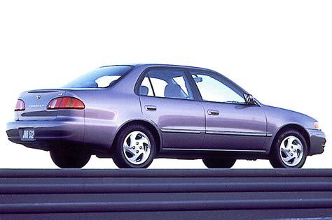 02 Toyota Corolla by 1998 02 Toyota Corolla Consumer Guide Auto
