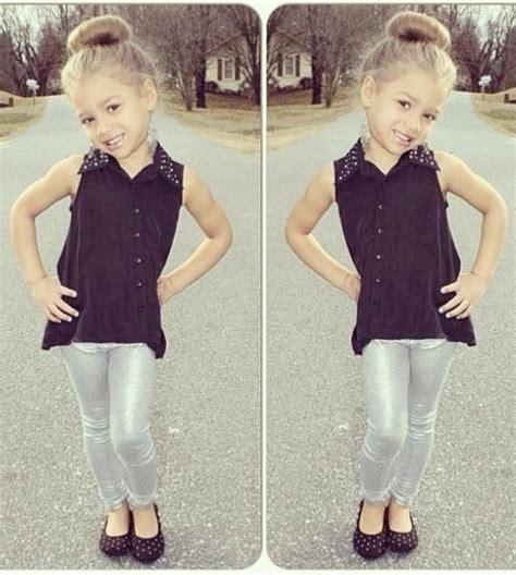 Fashionable Girlsu2019 Leggings for a Warm Winter | Smart BabyTree
