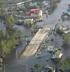 Hurricane Ivan Gulf Shores Alabama