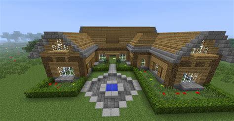minecraft maison moderne en bois minecraft maison en bois tuto