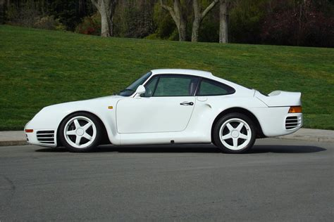 Original Porsche 959 Prototype Will Be On The Block At