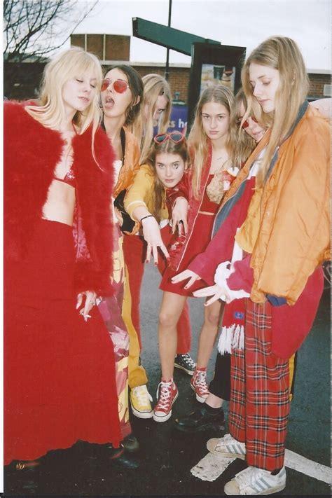 mcdonalds girl gang fast food  fashion hunger tv