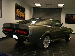 1967 Ford Shelby Mustang GT500 ELEANOR: Original Movie Car up for Sale