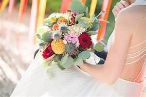 Couronne De Fleurs Mariée : le bouquet de la mari e couronne de fleurs un mariage personnalis ~ Farleysfitness.com Idées de Décoration
