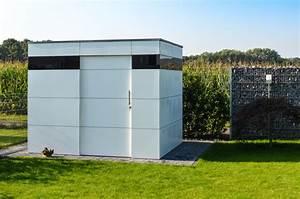 Gartenhaus Modern Metall : euskirchen gart zwei modern gartenhaus m nchen von design garten ~ Sanjose-hotels-ca.com Haus und Dekorationen
