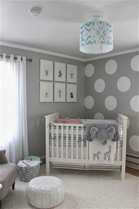 chambre detente chambre bebe fille gris elephant pour un endroit