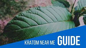 Where To Buy Kratom Near Me For Sale   Best Local Guide
