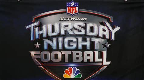thursday night football streams  starting tonight