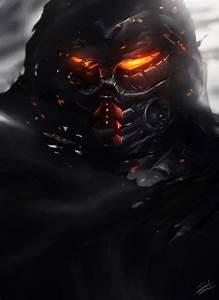 Killzone Speed Painting by iamsolidsoul on DeviantArt