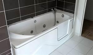 Porte Pour Baignoire : baignoires a porte pour personnes agees ~ Premium-room.com Idées de Décoration