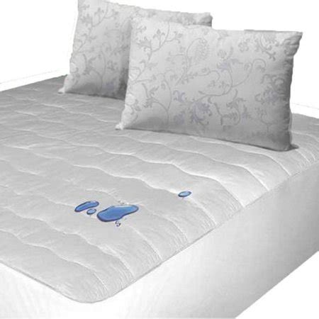 mattress pad walmart waterproof cotton mattress pad xl walmart