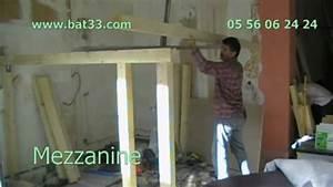 Fabriquer Une Mezzanine Soi Même : mezzanine bordeaux paris youtube ~ Premium-room.com Idées de Décoration