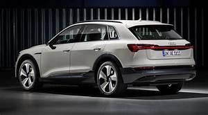 Audi E Tron : 2019 audi e tron premium electric crossover goes head to ~ Melissatoandfro.com Idées de Décoration