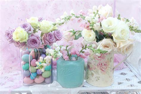 shabby chic aqua romantic shabby chic pastel pink aqua white roses shabby
