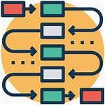 Project Management Icon Plan Action Planning Procedure