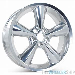 """New 18"""" x 8.5"""" Replacement Wheel for Ford Mustang 2006 2007 2008 2009 Rim 3648 Polished"""