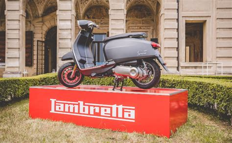 Review Lambretta V125 Special by Lambretta V125 Special 125 Finance Lowest Rate Around