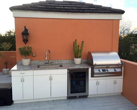 outdoor kitchen soleic outdoor kitchens  tampa