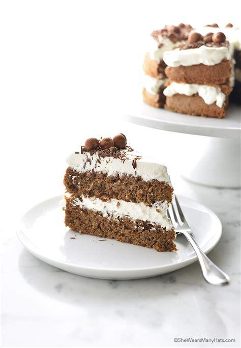 Chocolate Hazelnut Torte Recipe   She Wears Many Hats