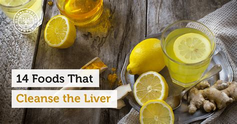 liver foods cleanse heal natural health things eat benefits