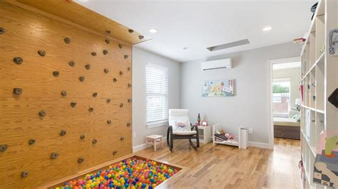 Spring Garden Home With Ball Pit Rock Climbing Wall Asks