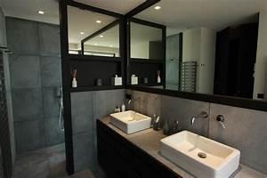 1000 idees sur le theme salle de bain en pierre sur With salle de bain design avec vasque pierre bleue