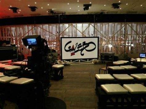 Gazebo Zoro - tv l esordio di zoro alla conduzione su raitre e