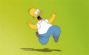 Funny Homer Simpson HD Wallpapers