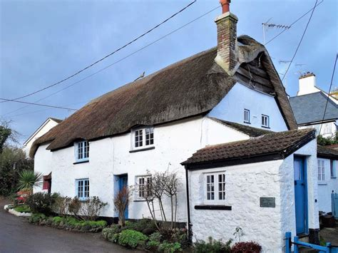 Sea Glass Cottage Holcombe Devon Self Catering