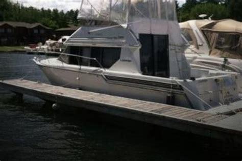 Boat Transport Mn by 1995 Carver 320 Voyager Sr For Sale At Walker Mn 56484