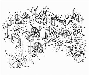 Craftsman 113248340 Parts List And Diagram