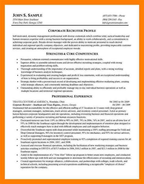Restaurant Manager Resume Sle by 7 Restaurant Gm Resume Letter Setup