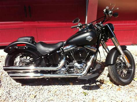 Buy 2012 Harley Davidson Softail Slim